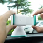 HOCO 360 Degree Suction Cup Car Windshield Holder Stand - Sky Blue