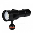 SPO 100m Waterproof White Light / Red Light Photography Diving Lamp
