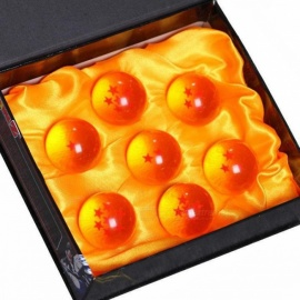 7Pcs/Set 3.5cm Dragon Ball Toy