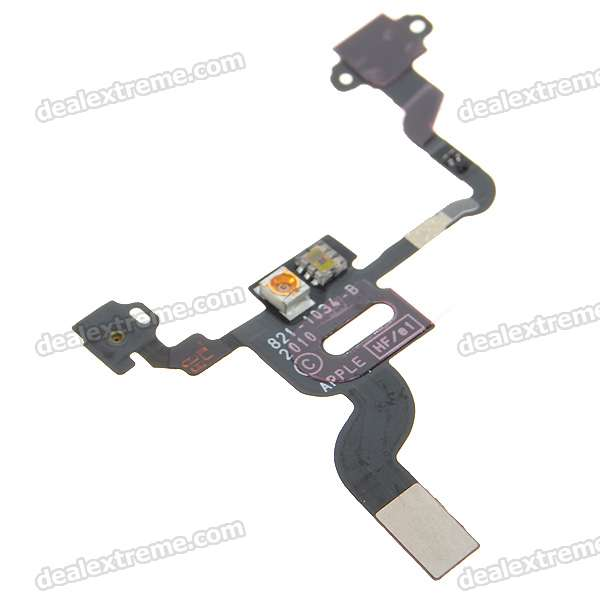 Repair Parts Replacement Induction Flex Proximity Sensor for Iphone 4