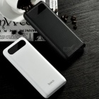 HOCO B20A Portable Dual USB 20000mAh External Power Bank  - Black