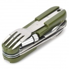 Compact Multi-Function Outdoor Picnic Tools Set