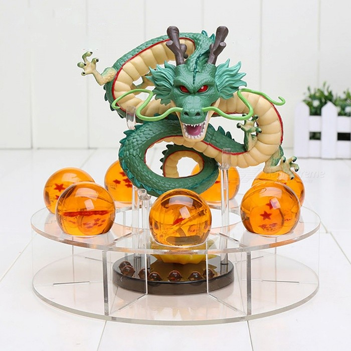 15cm Dragon Ball Action Figures Shenron Resin Handicraft Ornaments