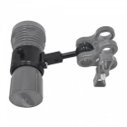 SPO Ball Head Clip Underwater Special Photographic Lighting Flashlight Holder Aluminum Alloy Bracket - Large Size