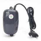 ZHAOYAO 3W Super Silent High Energy Efficient Aquarium Oxygen Fish Air Pump Tank (EU Plug)
