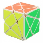 YJ Axis 56mm Smooth Speed Magic Cube Puzzle Toy for Kids, Adults - White