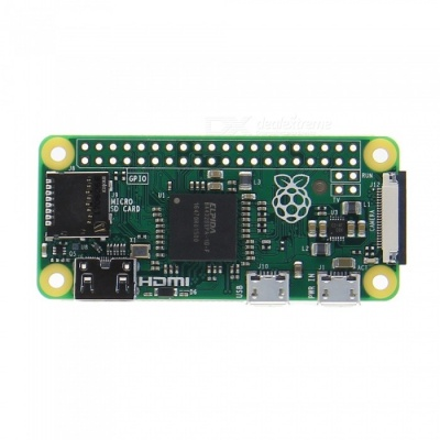 Geekworm Raspberry Pi Zero V1.3 Board with 1GHz 512MB RAM