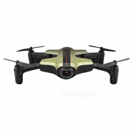 UDIR/C i251HW Folding Fixed Height Mini Quadcopter Aerial Vehicle Professional Aircraft with Camera - Green