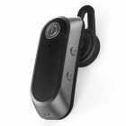 Brutus L520 Wireless Bluetooth V4.1 Headset with Microphone - Black
