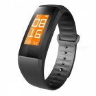 Maikou M99 Sports Color Screen Smart Bracelet Waterproof Wrist Band with Sleep / Blood Pressure Monitoring / Pedometer - Black