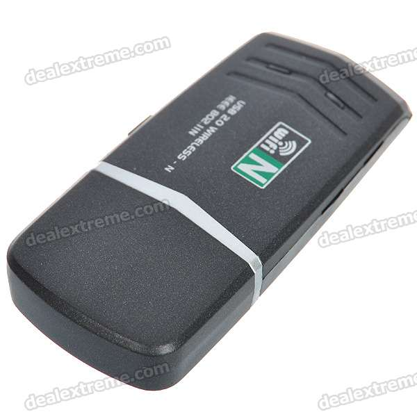 Compact USB 2.0 2.4GHz 802.11n/g/b 150Mbps Wifi/WLAN Wireless Network Adapter