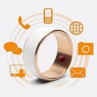 Jakcom R3F Smart Ring for High Speed NFC Electronics Phone Smart Accessories - White (Size 11)