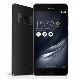 Asus ZS571KL Zenfone AR Dual Sim Mobile Phone with 128GB ROM - Black (HK Ver.)