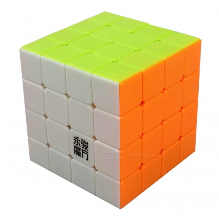 YJ YuSu 62mm 4x4x4 Smooth Speed Magic Cube Puzzle Toy - MulticolorMagic IQ Cubes<br>Form  ColorMulticolor (62mm)ModelN/AMaterialABSQuantity1 DX.PCM.Model.AttributeModel.UnitType4x4x4Suitable Age 3-4 years,5-7 years,8-11 years,12-15 years,Grown upsPacking List1 x Magic Cube<br>