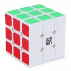 MoYu SuLong 57mm 3x3x3 Smooth Speed Magic Cube Puzzle Toy - White