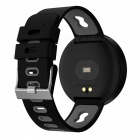 "X9VO 0.95"" Color Screen Smart Bracelet with Heart Rate Blood Pressure Monitor - Grey"