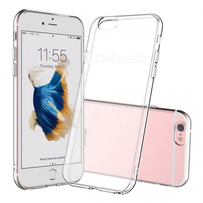 Naxtop TPU Ultra-thin Soft case for IPHONE 6S PLUS / IPHONE 6 PLUS - Transparent