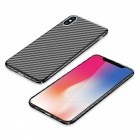 Naxtop PC Hard Protective Back Case for Apple iPhone X -Black