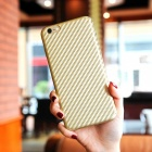 Naxtop PC Hard Protective Back Case for IPHONE 6, 6S - Golden