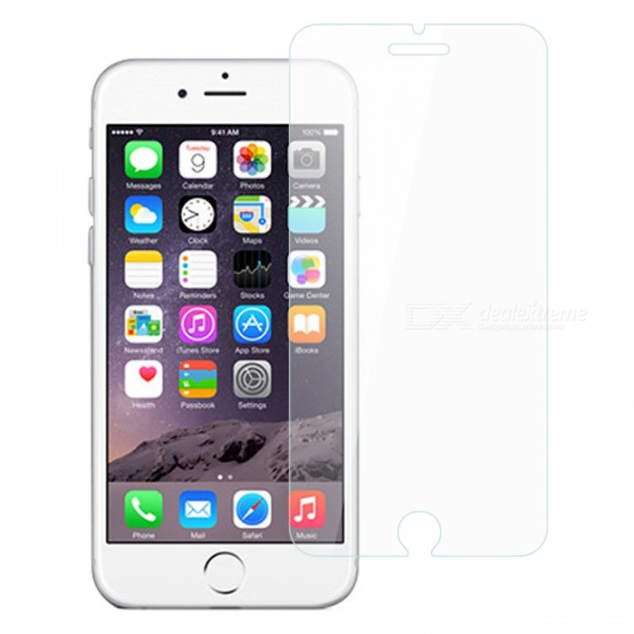 Dayspirit Tempered Glass Screen Protector for IPHONE 6 Plus , iPhone 6S PlusScreen Protectors<br>Screen TypeClearModelN/AQuantity1 setMaterialTempered glassForm  ColorTransparentCompatible ModelsIPHONE 6S PLUS,IPHONE 6 PLUSStyleScreen protectorScreen FeaturesScratch Proof,Fingerprint ProofPacking List1 x Tempered glass screen protector1 x Dust cleaning film 1 x Alcohol prep pad<br>