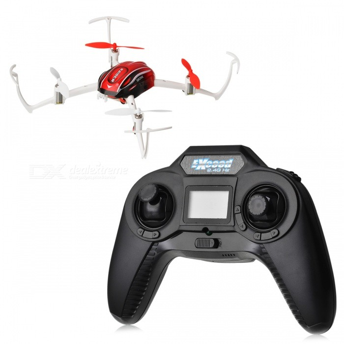 HUAXIANG 2.4G 4CH Four-Axis RC Quadcopter Drone with 3D Inverted Flight Mode - RedR/C Airplanes&amp;Quadcopters<br>Form  ColorRed + WhiteModel8951MaterialElectronic components, plasticsQuantity1 DX.PCM.Model.AttributeModel.UnitShade Of ColorRedGyroscopeYesChannels Quanlity4 DX.PCM.Model.AttributeModel.UnitFunctionUp,Down,Left,Right,Forward,Backward,Stop,Hovering,Sideward flight,Others,HandstandRemote TypeRadio ControlRemote control frequency2.4GHzRemote Control Range80 DX.PCM.Model.AttributeModel.UnitSuitable Age 8-11 years,12-15 years,Grown upsCameraNoCamera PixelNoLamp YesBattery TypeLi-polymer batteryBattery Capacity150 DX.PCM.Model.AttributeModel.UnitCharging Time30 DX.PCM.Model.AttributeModel.UnitWorking Time6~8 DX.PCM.Model.AttributeModel.UnitRemote Controller Battery TypeAAARemote Controller Battery Number4Remote Control TypeOthers,2.4GModelMode 1 (Right Throttle Hand),Mode 2 (Left Throttle Hand)Packing List1 x RC Drone1 x Remote control1 x USB charging line (line length 43CM)1 x Accessories package1 x Instruction in Chinese and English<br>
