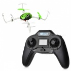 HUAXIANG 2.4G 4CH Four-Axis RC Quadcopter Drone with 3D Inverted Flight Mode - Green