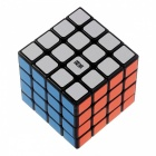 MoYu AoSu 62mm 4x4x4 Smooth Speed Magic Cube Puzzle Toy for Kids, Adults - Black