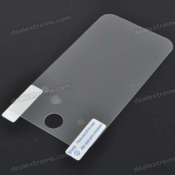 Anti-Glare Screen Protector with Cleaning Cloth for Ipod Touch 4