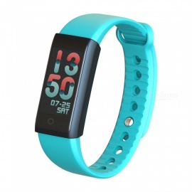 Y03s Color Screen Smart Bracelet Wrist Watch with Blood Pressure Heart Rate Monitor - Green