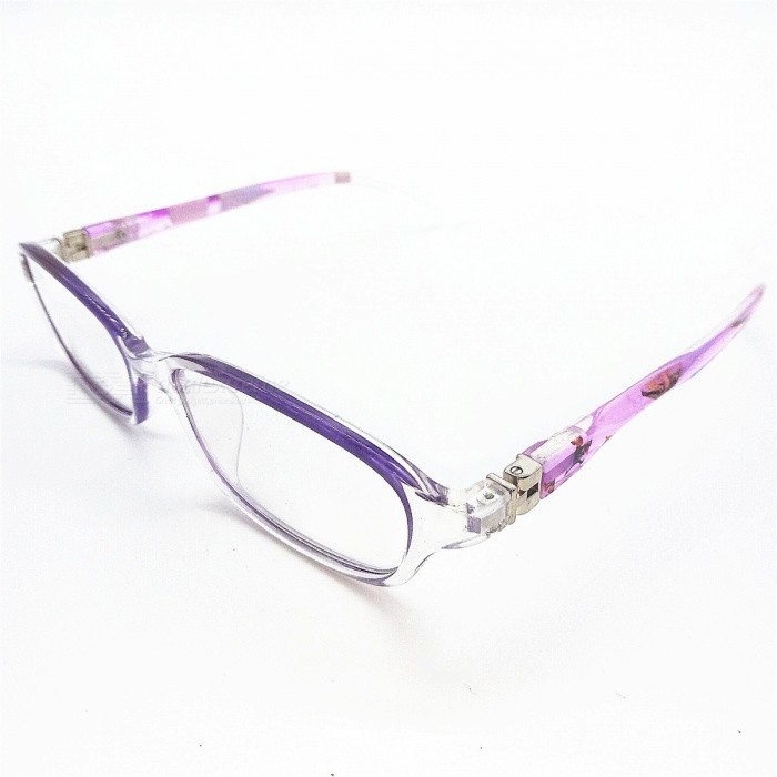 Fashion Super Light Children's Eyeglasses Frame with Transparent Box