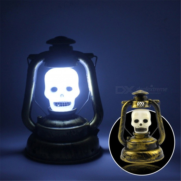 YWXLight Halloween Deco Skull Lamp Nightlight Ghosty Laughter LightLED Nightlights<br>Form  ColorSkull LampMaterialPCQuantity1 piecePower3WRated VoltageOthers,DC 5 VColor BINOthersChip BrandOthersEmitter TypeLEDTotal Emitters1Theoretical Lumens100-200 lumensActual Lumens100 lumensColor Temperature12000K,OthersDimmableNoBeam Angle360 °Installation TypeOthersPacking List1 x YWXLight Night Light<br>