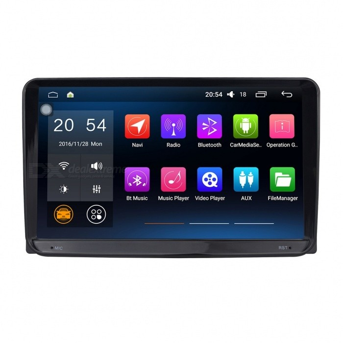 Joyous J-9813-9N6.0 9 HD 1024 x 600 Android 6.0.1 Car Player for VW Volkswagen Jetta Car RadioCar DVD Players<br>Form  ColorBlackModelJ-9813-9N6.0Quantity1 DX.PCM.Model.AttributeModel.UnitMaterialPCB + Electrolysis plate + plasticStyle2 Din In-DashFunctionOthers,Wifi, 4G, OBD2, DVR, Mirror link , Built-in speaker , GPS , Dual Zone , Subwoofer Output , Radio , Steering Wheel ControlCompatible MakeOthers,VWCompatible Car ModelVolkswagen Passat B6 / B7 / Passat CC / Jetta / Polo / Golf / Caddy /Tiguan / Touran / Skoda Octavia / Superb / Yeti / Fabia / Seat Leon / Seat Altea / Toledo / SciroccoCompatible YearOthers,2007 , 2008 , 2009 , 2010 , 2011 , 2012 , 2013 , 2003 , 2004 , 2005 , 2006Screen SizeOthers,9.0 inchesScreen Resolution1024 x 600Touch Screen TypeYesDetachable PanelNoBrightness ControlYesMenu LanguageOthers,English , Greek , Danish , Norwegian , Dutch , Arabic , Turkish , Japanese , Bahasa Indonesia , Korean , Thai , French , Maltese , Hungarian , Latin , Persian , Malay , Slovak , Czech , Greek , Romanian , Swedish , German , Finnish , Chinese Simplified , Chinese Traditional , Bulgarian , Norwegian , Hebrew , Italian , Spanish , Portuguese , Russian , Vietnamese , PolishCPU ProcessorIntel ATOM 1.2GH(X4) Quad CoreSupport MapIGO,TOMTOM,Garmin,Sygic,CarelandMain FrequencyOthers,1.2 DX.PCM.Model.AttributeModel.UnitStore CapacityOthers,1 DX.PCM.Model.AttributeModel.UnitVoice Guidance CruiseYesGPS Dual ZoneYesOperating SystemOthers,Android 6.0.1Audio FormatsMP3,WMA,APE,FLAC,OGG,AC3,DTS,AACVideo FormatsOthers,RM,RMVB,AVI,DIVX,MKV,MOV,HDMOV,MP4,M4V,PMP,AVC,FLV,VOB,MPG,DAT,MPEG,H.264,MPEG1,MPEG2,MPEG4,WMV,TPPicture FormatsJPEG,BMP,PNG,GIF,TIFF,jps(3D),mpo(3D)Support RDSfor European countriesRadio TunerAM,FMRadio Response BandwidthAM: 520KHz-1700KHz,FM: 87MHz-110MHzStation Preset Qty.30 stationsRDSYesBuilt-in MicrophoneYesBluetooth FunctionReceived Call,Dialled CallBluetooth VersionOthers,Bluetooth V5.1Amplifier Peak Power4 x 45 DX.PCM.Model.AttributeModel.UnitAudio ModeNatural,Rock,Jazz,Classical,Live,Dancing,PopularInterface PortUSBAudio Input1 channelAudio  Output2 ChannelsRearview Camera InputYesExternal Memory Max. Support32 DX.PCM.Model.AttributeModel.UnitVideo Input1 channelVideo OutputOthers,NOWorking Voltage   12 DX.PCM.Model.AttributeModel.UnitWorking Temperature-20~+70 DX.PCM.Model.AttributeModel.UnitStorage Temperature-30~+80COther FeaturesBuilt-in Wi-FiCertificationCEPacking List1 x Car radio 1 x Volkswagen special power cable (25cm) 1 x Canbus decoding box1 x GPS Antenna (300cm)1 x External Bluetooth MIC (150cm) 1 x Radio Cable 1 x English manual<br>