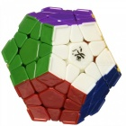 Dayan Megaminx Speed Cube Smooth Magic Cube Puzzles Toy Brain Teaser Educational Toy for Children Kids - Multicolor