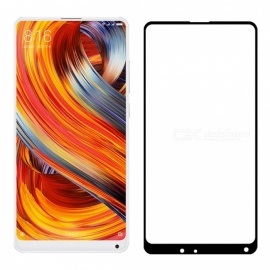 Naxtop Tempered Glass Screen Protector Anti-Scratch Film for Xiaomi Mi Mix 2 - Gold