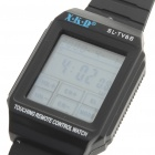 "1.4"" LCD Touch Screen Panel TV/HDD Remote Control Wristwatch (1*CR2032)"