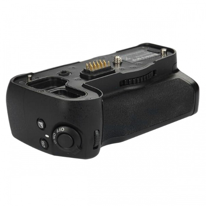 D-BG5 Camera Battery Grip for PENTAX K3 - BlackOther Accessories<br>Form  ColorBlackModelD-BG5MaterialPlastic + metalQuantity1 pieceCompatible BrandPENTAXCompatible ModelK3CertificationCEPacking List1 x Battery grip1 x Manual2 x Battery boxs<br>