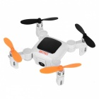 Buy Ultra Mini 2.4GHz Folding Four Axis Aircraft Drone RC Quadcopter - Black