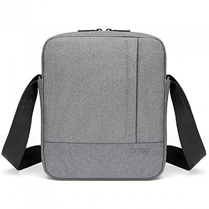 DTBG S8237W Canvas Soft Liner Full Protective Tablet Sleeve Cover Pouch Bag Handbag for IPAD Mini 1 2 3 4Bags and Pouches<br>Form  ColorGreyModelS8237WQuantity1 setShade Of ColorGrayMaterialCanvasCompatible SizeOthers,9.7 inchTypeMessengersPacking List1 x Shoulder Messenger Bag<br>