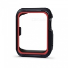 Buy Protective Bumper Case Shock-proof Shatter-resistant Cover 42mm Apple Watch Series 3/2/1, Nike+ Sport Edition - Red