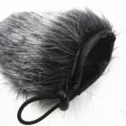 Rabbit Hair Windproof Cover Sleeve for RODE VIDEOMIC GO Birectional Recording Microphone