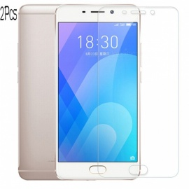 Naxtop Tempered Glass Screen Protector for Meizu M6 - Transparent