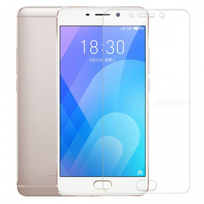 Naxtop Tempered Glass Screen Protector for Meizu M5 Note - Transparent