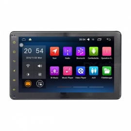 """Joyous J-3867N6.0 Universal HD 1024*600 8"""" Full Touch Screen Android 6.0.1 2-Din Car Radio GPS, Support for Bluetooth, DVR"""