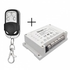 Sonoff 4CH Pro 10A/Gang Smart Wi-Fi 4 Channel Remote Light Switch with Remote Controller - White