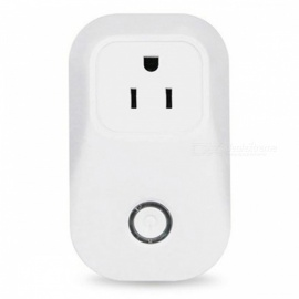 Sonoff S20 Smart Wi-Fi Remote Control Socket Outlet, Timing Switch  - White (US Plug)