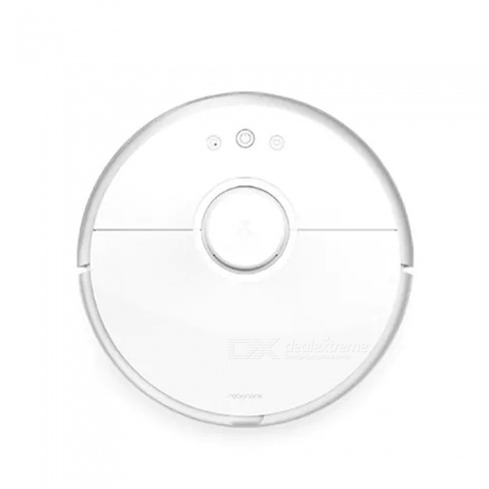 XIAOMI MIJIA Smart Robot Vacuum Cleaner New Generation Rockrobo Laser Guidance System Powerful Suction LDS Path PlanningHome Smart Devices<br>Form  ColorWhiteModelStone sweeping machineQuantity1 DX.PCM.Model.AttributeModel.UnitPower58 DX.PCM.Model.AttributeModel.UnitRate Voltage14.4VPacking List1 x Sweeping machine1 x Charging Block1 x Waterproof mat1 x Power cord1 x Water tank1 x Mop<br>