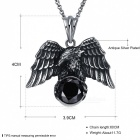 Chic Vintage Rock Collar Eagle Pendant Necklace Jewelry Gift for Men Women
