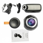 Mini HD Smart Wi-Fi Car DVR Driving Recorder Hidden Camera with IR Night Vision