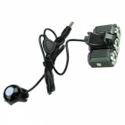 ZHAOYAO Bicycle Bike XM-L2 3-LED 4-Mode 1200lm Headlight Water Resistant Headlamp
