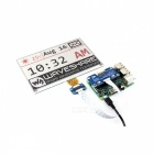 Waveshare 640x384 Three-Color 7.5 Inches E-Ink Display HAT for Raspberry, Arduino, Nucleo (No PI) - Blue